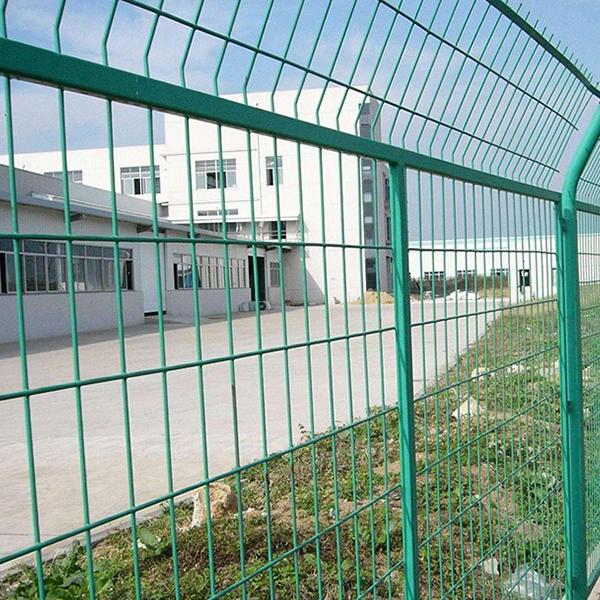 厂区围栏案例